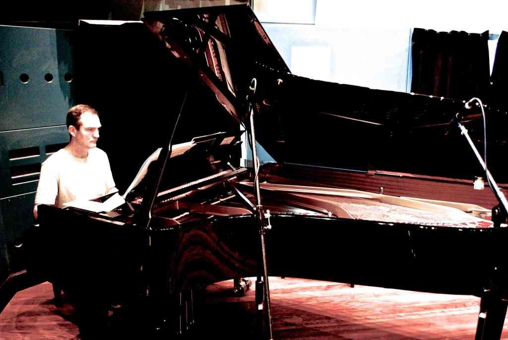 Michael Kieran Harvey recording