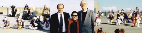 Samulnori, Bruce Crossman, Chan Hae Lee & Andrew Imbrie