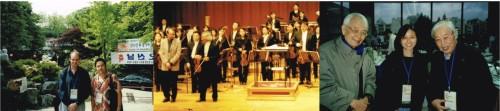 Bruce Crossman, Andrian Pertout, Korean Symphony Orchestra, Jose Maceda, Doming Lam