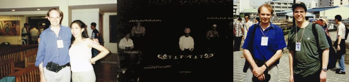 Bruce Crossman, Johanna Cabilli; Kulintang; Crossman, Ori Leshman