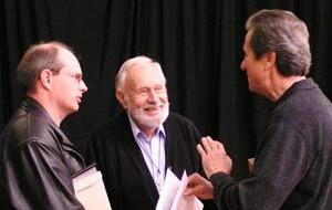 NZSO Readings: Bruce Crossman & Russell Garcia