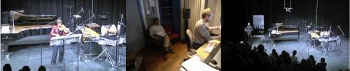 Bruce Crossman teaching 1