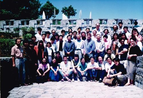 Art Park, Sapporo: Young Pacific composers with Asian-Pacific mentors (Toshio Hosokawa, Chou Wen-chung, Isang Yun, Peter Sculthorpe and Joji Yuasa)